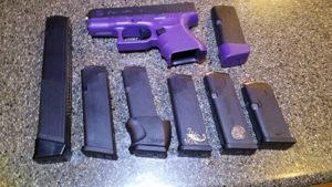 Gun Reviews By Women - Glock 27 Gen 4 - Tabitha