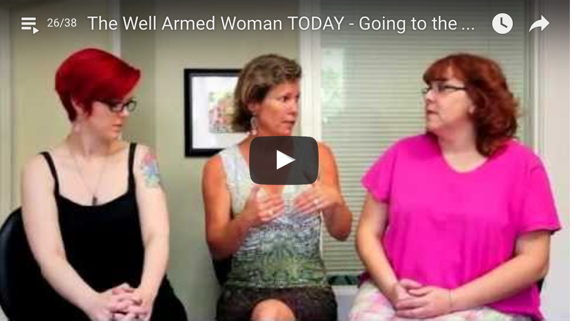 The Well Armed Woman TODAY – Buying Your First Gun – Part 2