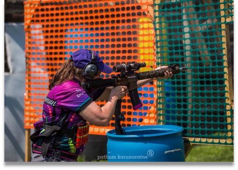 The Well Armed Woman Launches Competitive Shooting Team