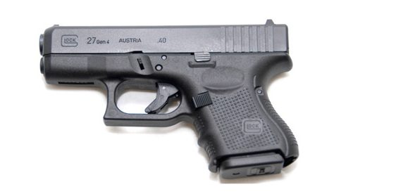 Gun Reviews By Women – Glock 27 Gen 4 – Tabitha