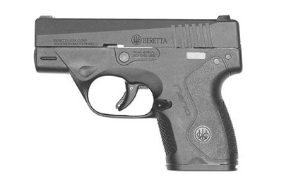 Gun Reviews By Women – Beretta Nano 9mm – Andrea