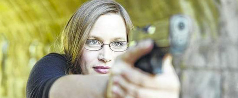 Well-Armed Woman Southeast chapter of gun club hopes to educate women on gun safety and usage
