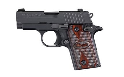 Gun Reviews By Women – Sig Sauer P238 – Terri