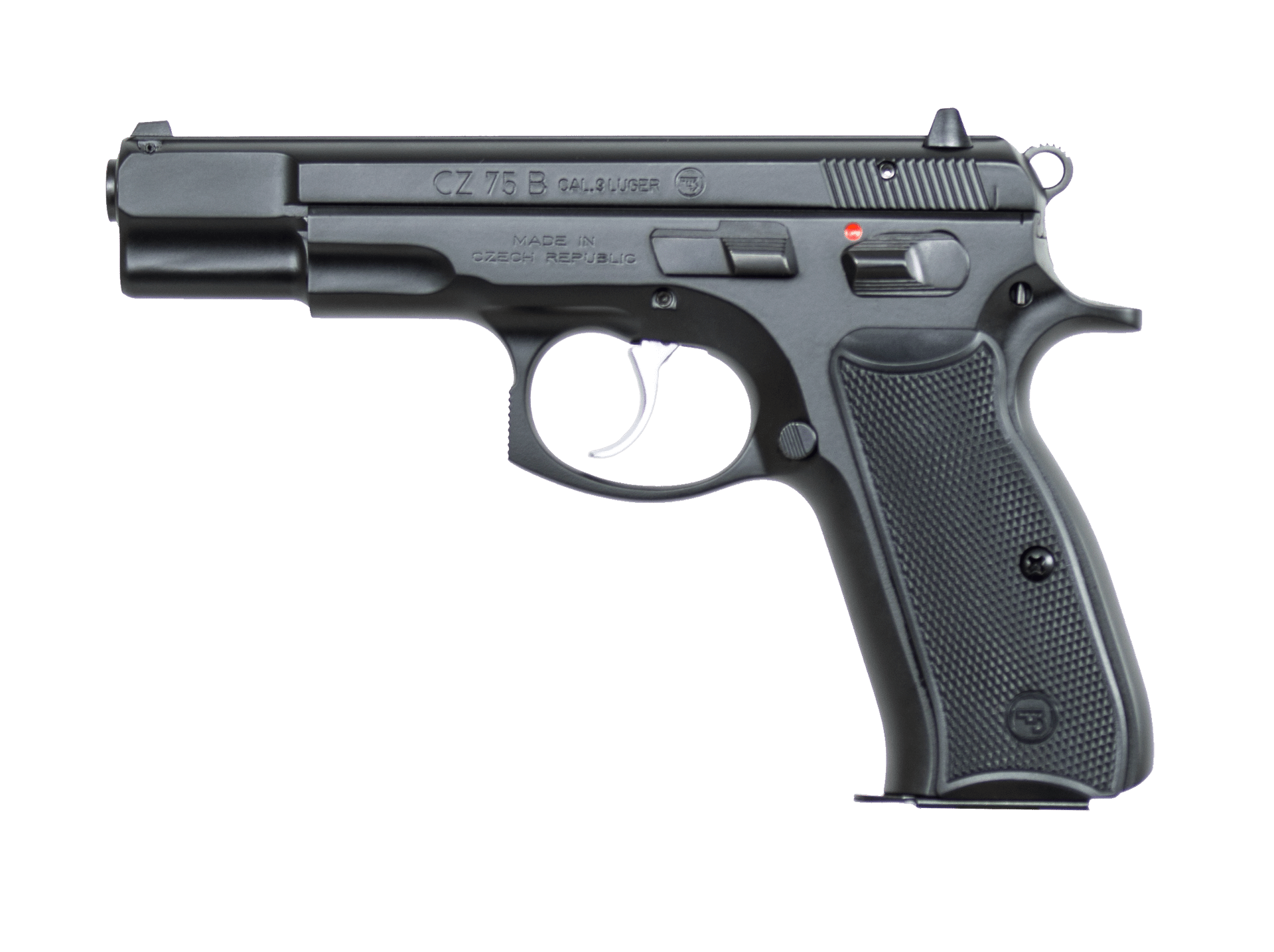 Gun Reviews By Women – CZ 75B – Jane