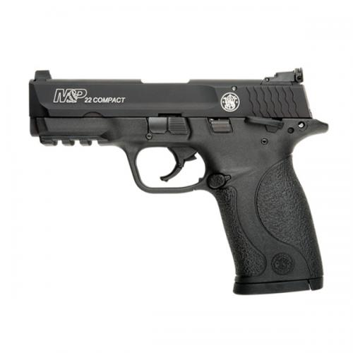 Gun Reviews By Women – Smith and Wesson M&P22 Compact- Melissa