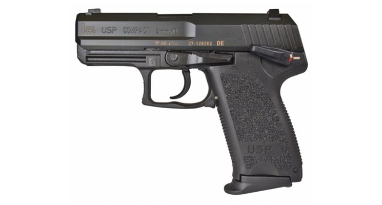 Gun Reviews By Women – HK USP Compact – Eve