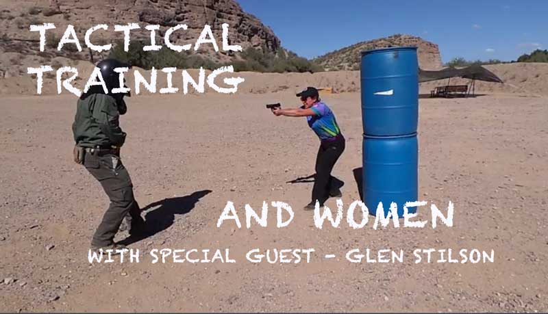 Tactical Firearms Training and Women