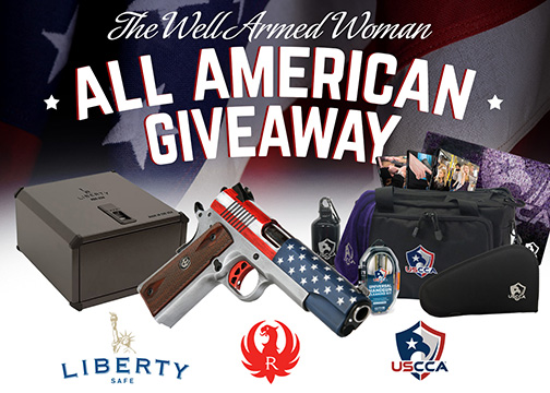 The All American Giveaway is ON
