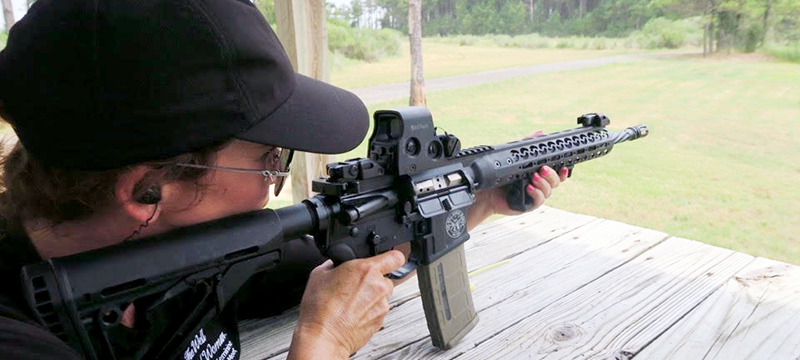 The DI-ADEM: First AR Designed For Women, By Women