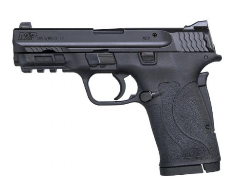 Gun Reviews By Women – Smith & Wesson M&P Shield EZ – By Marion