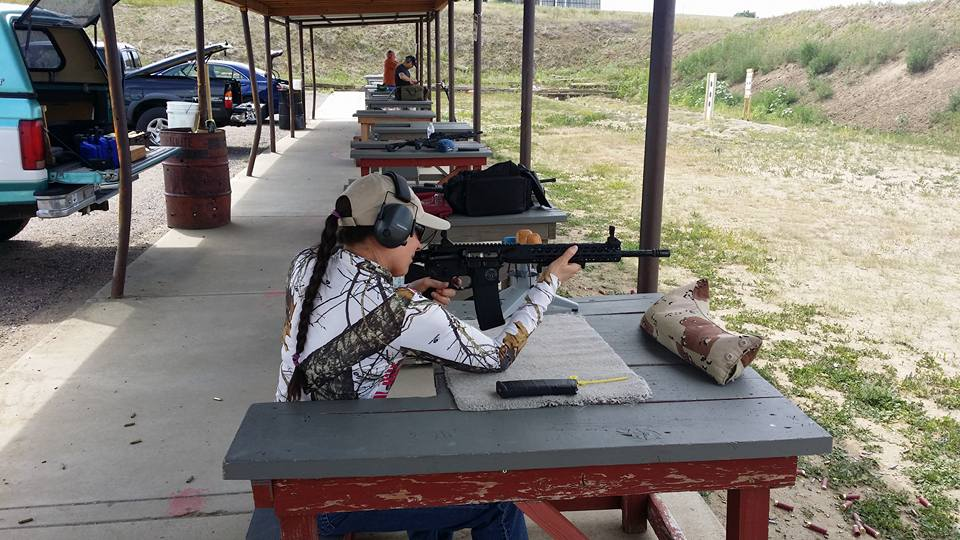 Benefits of the AR-15 For Female Shooters