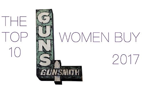 The Top 10 Guns Women Are Buying